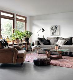 60talshus_vardagsrum | ELLE Decoration
