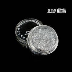 Pro Makeup Loose Powder Glitter Eyesshadow Makeup Beauty Metallic Shimmer Eye Shadow Pigment Powder For Woman Makeup Tools