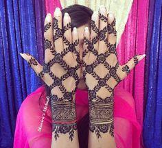 Pinterest: @pawank90 Back Hand Mehndi Designs, Indian Mehndi Designs, Mehndi Designs For Fingers, New Bridal Mehndi Designs, Henna Tattoo Designs, Mehndi Desighn, Mehndi Design Pictures, Beautiful Mehndi Design, Mehndi Patterns