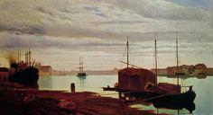 Guglielmo Ciardi  (Venezia, 1842 – Venezia, 1917)