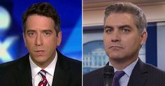 James Rosen sets whining Jim Acosta straight over how the Obama administration treated Fox News