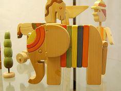 Břichopas about toys: Toys Vaclav Kubat