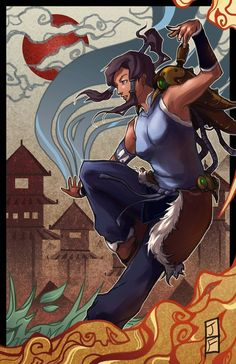 Korra Fanart Elements by anireal.deviantart.com on @deviantART