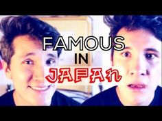 FAMOUS IN JAPAN + My First Youtube Video - YouTube