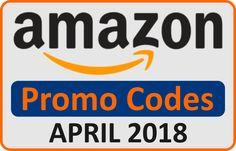 Amazon Promo Codes for April