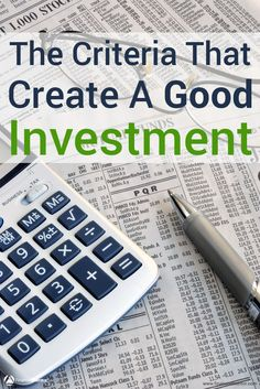 Ever wonder what makes an investment a good investment? Are you investing in stocks? Learn three investment tips that you should use in your plan for wealth building. Real Estate Investment Fund, Investment Advice, Investment Companies, Real Estate Investing, Investment Property, Investing In Stocks, Investing Money, Saving Money, Earn More Money