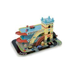 Le Toy Van Garage Mikes Retro