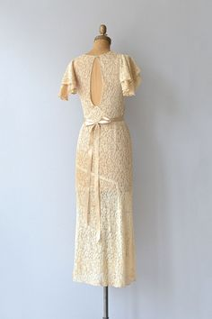 dear golden vintage wedding dresses daily something