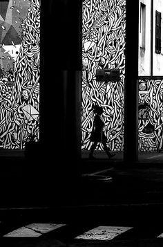 Geometrie street by Marco Cozzutti