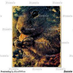 Prairiedog Poster