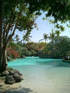 Sheraton Laguna Nusa Dua (Starwood)  Spent the best two weeks of my life here.
