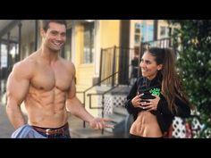 Bodybuilder Nutrition: Connor Murphy Trains At Planet