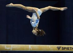 Perfect style for GOLD! Larisa Iordache, romanian gymnast!