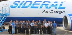 23.01.2014 | CARGO aircraft conversions specialist Aeronautical Engineers (AEI) has delivered a third B737 classic freighter to Sideral Air Cargo of Brazil.