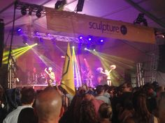 Beats Antique at ACL 2014 !