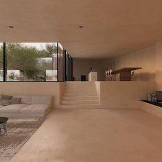 Dream Home Design, Home Interior Design, House Design, Design Homes, Design Studio, Architecture Design, Minimalist Architecture, Minimalist Home, Design Case