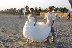 El paje de la novia