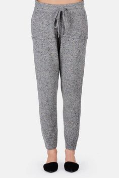 Soyer — Carter Sweatpants   Shale — THE LINE