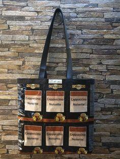 A very lightweight bag from coffee powder bags x x Bags, Etsy, Coffee, Dime Bags, Handbags, Lv Bags, Purses, Bag, Pocket