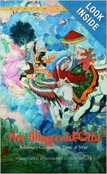 The Bhagavad-Gita : Krishna's Counsel in Time of War (Bantam Classics): Barbara Stoler Miller: 9780553213652: Amazon.com: Books evie favorite