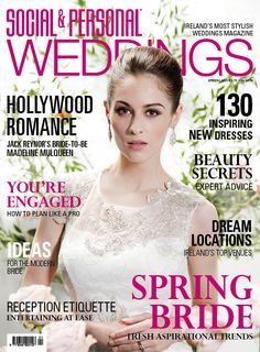 Did you spot Rocks Jewellers in this social & personal wedding magazine? #loverocks www.rocks.ie