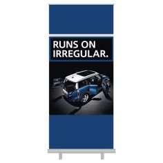 """Standard Retractable 47""""x81"""" 
