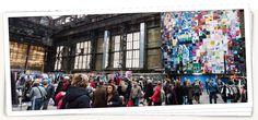 IJ-Hallen - De grootste vlooienmarkt van Europa