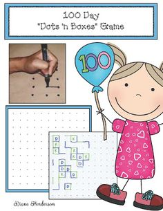 Classroom Freebies: 100 Day Game