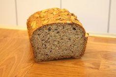 Hjemmelaget lavkarbo brød (beste jeg har smakt)