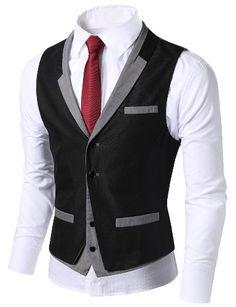 Doublju Mens Layered design Vest GRAY (US-M) Doublju,http://www.amazon.com/dp/B005KGL88C/ref=cm_sw_r_pi_dp_KqIptb0M16FWF8HX