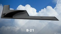 Air Force reveals image of highly secretive B-21 bomber for the first time. The bomber is slated to replace the B-1 and B-52. (Dayton Daily News)