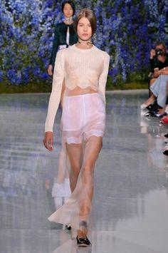 Christian Dior spring/summer 2016. #dior #pfw #fashionweek #parisfashionweek