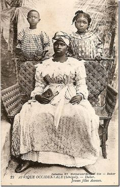 "Circa Along the coast of West Africa in the and early Yoruba people were often called ""Aku"" after their typical greeting ""E ku …"" -- I love the way she's sitting, unafraid to take up the space she deserves! African Tribes, African Diaspora, African Art, Black History Facts, Strange History, Yoruba People, Asian History, British History, African Royalty"