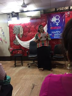 Indermeet Kaur did an excellent job as the Show Anchor for Women's day celebrations at IWP Janakpuri Training Center, Cosmetology, Ladies Day, Anchor, Celebrations, Ms, Events, India, Fine Art