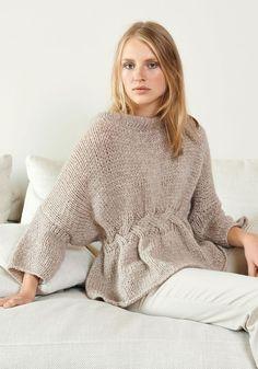 Lana Grossa PULLOVER Lala Berlin Softness - design special No. 3 - Modell Seite 42 | FILATI.cc WebShop