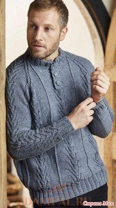 The Knitter 2017 — Yandex. Burberry Men, Gucci Men, Calvin Klein Men, Thing 1, Pulls, Loafers Men, Lana, Men Sweater, Pullover
