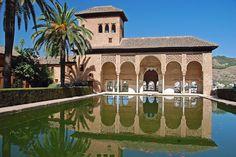Granada - The Alhambra, Gardens | Flickr - Photo Sharing!