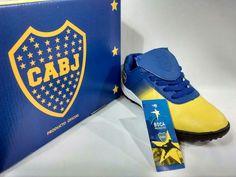 #Botines#De#Boca#Juniors#Originales#