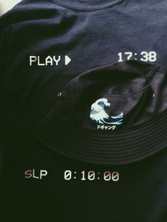 a5bfbd0cb6d The Dope Lyfe Wave  Bucket hat   CTLNG VHS tee.
