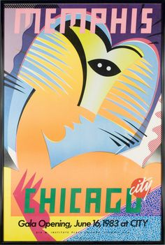 mirror80:   Chicago Memphis poster by Chris... | These lies sure do make us feel better