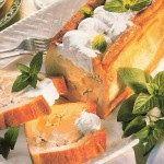 Recepty na dobře jídlo a pití: Jablková paštička s omáčkou ze sherry a skořice