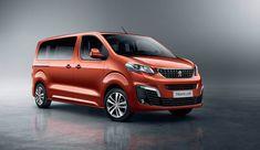 Peugeot Traveller 2016, todos los detalles de la nueva furgoneta - http://www.actualidadmotor.com/peugeot-traveller-2016-detalles/