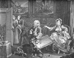 Do you spy the monkey in the bottom left corner of the above engraving by Hogarth?  Does the creature seem to be out of place in the eighteenth century salon?     Perhaps.    But, did you know that in 18th Century France, many aristocrats kept exotic animals as pets?