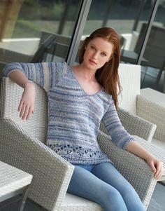 Heft Damen City 78 Frühjahr / Sommer   48: Damen Pullover   Jeans