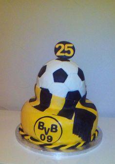 Die 49 Besten Bilder Von Bvb Torte Bakken Borussia Dortmund Und