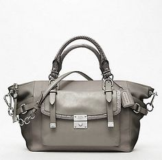 Love this coach bag but I don't justify spending that kind of money on a purse!