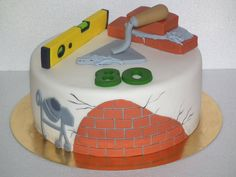 Tort dla murarza/ Bricklayer cake