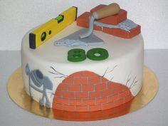 Tort dla murarza/ Bricklayer cake