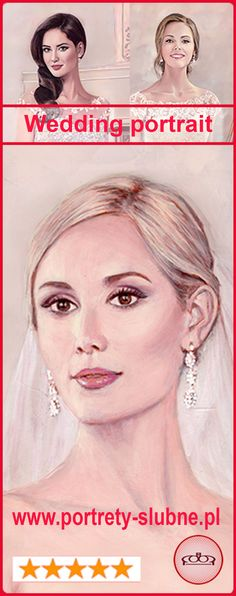 Great portraits Order a portrait. This is a unique wedding gift for the brides or the newlyweds :)  100% Hand painting. The portrait is masterpiece today, and heirloom and pride in our memory tomorrow.  Pay ≈ € 1000  Information   wenecjusz.mielechowicz@gmail.com; +48 698 991 606 Unique Wedding Gifts, Unique Gifts, Bride Gifts, Newlyweds, Wedding Portraits, Unique Weddings, Artworks, Hands, Grooms