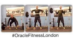 Cleans: #Weight #Training at #PerivalePark #Athletics #Track. #Strength #Fitness #Power #PersonalTraining in #London #OracleFitnessLondon www.oraclefitnesslondon.co.uk